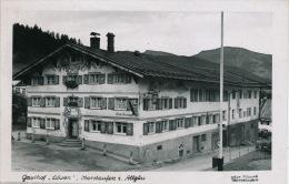 """ALLEMAGNE - OBERSTAUFEN - Gasthof """" LÖWEN """" - Oberstaufen"""