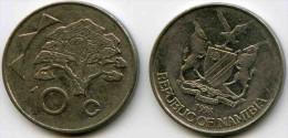 Namibie Namibia 10 Cents 1998 KM 2 - Namibie