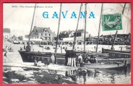 44 BATZ - Port D'attache Des Bateaux De Pêche - Batz-sur-Mer (Bourg De B.)