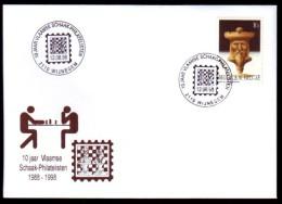 Belgie - Schaken Schach Chess - Wijnegem 12.06.1998 - Echecs