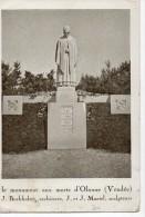 OLONNE SUR MER MONUMENT AUX MORTS - Autres Communes