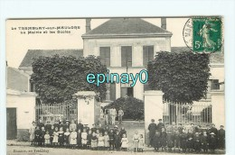 Br  -78 - LE TREMBLAY SUR MAULDRE - La Mairie Et Les écoles - édition Boisson -  RARE - Frankreich