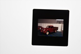 Diapositiva/Slide  FIAT 1100 CASSONATO PICK UP - Automobiles