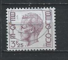 - Belgie  GESTEMPELD  OPC.  NR°   1753    Catw.  0.20   Euro - 1970-1980 Elström