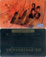 Telefonkarte Malaysia - Celebration -  27MSAB