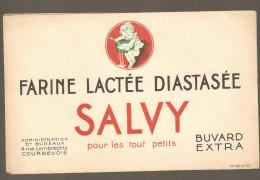 BUVARD FARINE LACTEE DIASTASEE SALVY POUR LES TOUT PETITS - Blotters