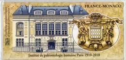 EMISSION COMMUNE - 2010 - FRANCE / MONACO - Frankreich