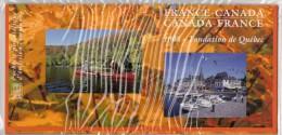 EMISSION COMMUNE - 2008 - FRANCE / CANADA - Collectors