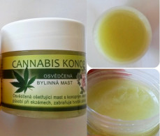 CANNABIS Hemp Balm Salve 5.0 Oz ( 150ml ) All Cure Pain Relief For All Skin Regenerate Cbd Ointment - Beauty Products