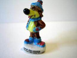 Fève Brillante - Pif En Hiver - 2000 - Col.Ima.Son - TF1 VMS - Characters