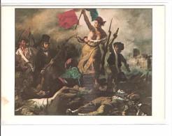 DELACROIX - LA LIBERTE GUIDANT LE PEUPLE - Pittura & Quadri