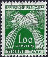 France 1960 - Mi P97 - YT T94 ( Postage Due : Sheaves Of Wheat ) - 1953-1960