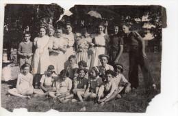 Lot De 4 Photos Anciennes - Anglès , La Souque - Années 1940 - Lieux