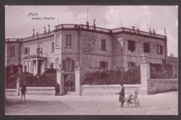MA214) Malta - Seamen's Hospital - Malte