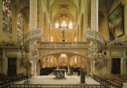 Intérieur D'église Et Autres - Eglise St-Etienne Du Mont - Le Jubé - Kirchen U. Kathedralen