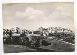 MOLITERNO - POTENZA -   1959 - PANORAMA VISTO DAL CAMPO SPORTIVO. BELLA AFFRANCATURA. - Potenza
