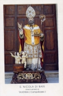 Santino - San Nicola Di Bari - Che Si Venera Tavenna - Campobasso - Images Religieuses