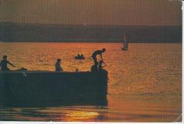 Romania - Mamaia - Siutghiol - Vessels - Voiliers - Fishing Pecheurs Fishermen - Used,perfect Shape - Fishing