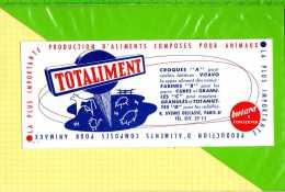BUVARD & Blotting Paper : Production D'Aliments TOTALIMENT - Animaux