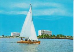 Romania - Mamaia - Sailing Vessels - Voilier - Unused,perfect Shape - Sailing Vessels