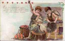 Fantaisie Divers 23, Paillettes - Forgerons Ange Amour Cupidon - Autres