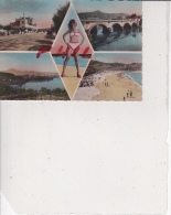 Hendaye - Carte Multivues, Ref 1512-1075 - Hendaye