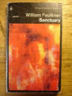 WILLIAM FAULKNER - SANCTUARY - PENGUIN MODERN CLASSICS - Libros, Revistas, Cómics