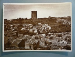 Enna - Panorama E Torre Federico II - Viaggiata - Enna
