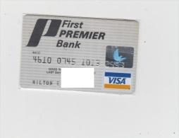 Bank Card ZSFT7 - Cartes De Crédit (expiration Min. 10 Ans)