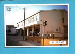 B. V. LEÇA DO BALIO - Bombeiros Voluntários ( Quartel ) - 1992 Pocket Calendar N.º 23 - Portugal - Calendriers
