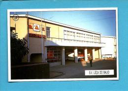 B. V. LEÇA DO BALIO - Bombeiros Voluntários ( Quartel ) - 1992 Pocket Calendar N.º 24 - Portugal - Calendriers