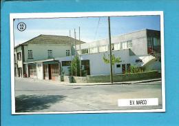 B. V. MARCO - Bombeiros Voluntários ( Quartel ) - 1992 Pocket Calendar N.º 32 - Portugal - Calendriers