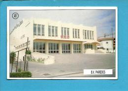 B. V. PAREDES - Bombeiros Voluntários ( Quartel ) - 1992 Pocket Calendar N.º 41 - Portugal - Calendriers