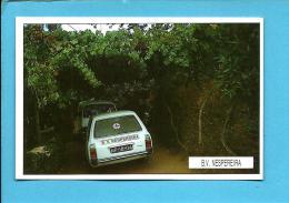 B. V. NESPEREIRA - Bombeiros Voluntários ( Quartel ) - 1992 Pocket Calendar N.º 218 - Portugal - Calendars