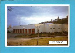 B. V. SANTA COMBA DÃO - Bombeiros Voluntários ( Quartel ) - 1992 Pocket Calendar N.º 226 - Portugal - Calendriers