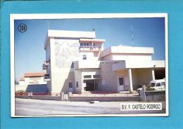 B. V. FIGUEIRA DE CASTELO RODRIGO - Bombeiros Voluntários ( Quartel ) - 1992 Pocket Calendar N.º 308 - Portugal - Calendars