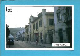 ALCOBAÇA - Bombeiros Voluntários ( Quartel ) - 1992 Pocket Calendar N.º 412 - Portugal - Tamaño Pequeño : 1991-00