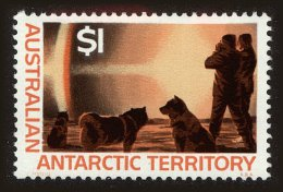 Australia Scott #L18, 1966, Never Hinged - Australian Antarctic Territory (AAT)