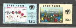 431x * CABO VERDE * JAHR DES KINDES * UNGEBRAUCHT ** !! - Kap Verde