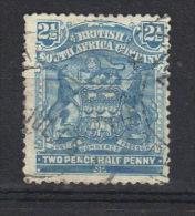 Afrique Du Sud (Compagnie D´) N°60 (1908) - Südafrika (...-1961)
