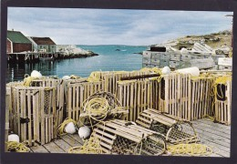 Post Card Of Peggy`s Cove, St. Margarets Bay In Nova Scotia´s Halifax ,Canada,S11. - Halifax