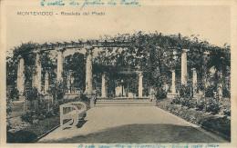 Uruguay ,  MONTEVIDEO  -  Rosaleda  Del Prado   , ( Voir Verso ) - Uruguay