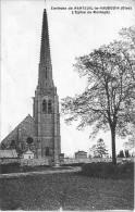 60 - NANTEUIL LE HAUDOUIN - Environs De Nanteuil-le-Haudouin - L'Eglise De Montagny - Nanteuil-le-Haudouin