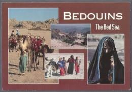 Egypt - Bedouins In The Desert Of The Red Sea - Egypte  Bedouins Dans Le Désert De La Mer Rouge - Egypte