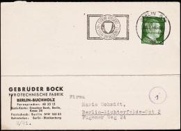 1944. 5 Pf. Hitler BERLIN 08.7.44. EIGENE VORSICHT BESTER UNFALLSCHUTZ. (Michel: 784) - JF190242 - Deutschland