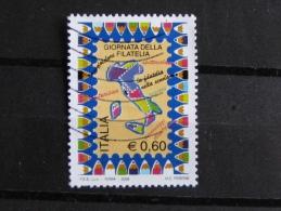 ITALIA USATI 2008 - GIORNATA DELLA FILATELIA - SASSONE 3062 - RIF. G 2072 - 1^ SCELTA - 6. 1946-.. Repubblica