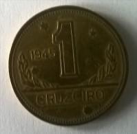 Brésil - 1 Cruzeiro 1945 - - Brésil
