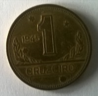 Brésil - 1 Cruzeiro 1945 - - Brasil