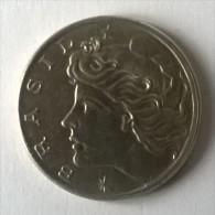 Brésil - 20 Centavos 1967 - - Brasil