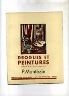- P. MONTEZIN . ALBUM D´ART CONTEMPORAIN (FASCICULE) . LABORATOIRES CHANTEREAU . PARIS . - Arte